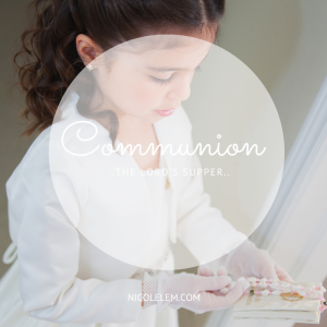Communion_advert
